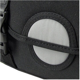 KlickFix Allrounder Sacoche de guidon, black